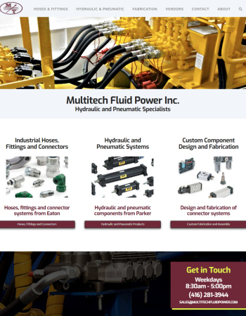 Multitech Fluid Power